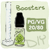 Booster DIY Booster PG/VG 20/80