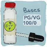 Bases pour DIY Bases 100/0
