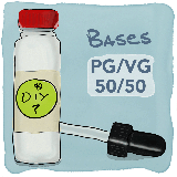 Bases pour DIY Bases 50/50